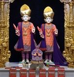 Shri Akshar Purushottam Maharaj, January 05, 2016
