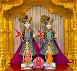 Shri Akshar Purushottam Maharaj, July 17, 2016