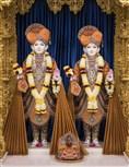 Shri Akshar Purushottam Maharaj, October 23, 2016