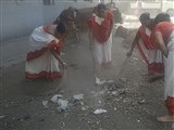 BAPS Cleanliness Drive (Women's Wing), Jetpur