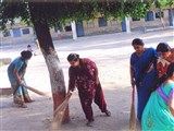 BAPS Cleanliness Drive (Women's Wing), Bhuj