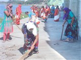 BAPS Cleanliness Drive (Women's Wing), Surat