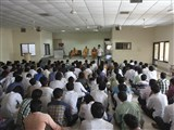Satsang Reading Competition, Surat