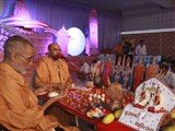 Grand Mahapuja Ceremony