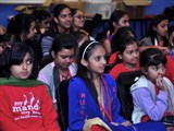 Children's activities during 'My Mandir My Home'