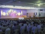 Dr APJ Abdul Kalam Honored in BAPS Assembly, Bhavnagar