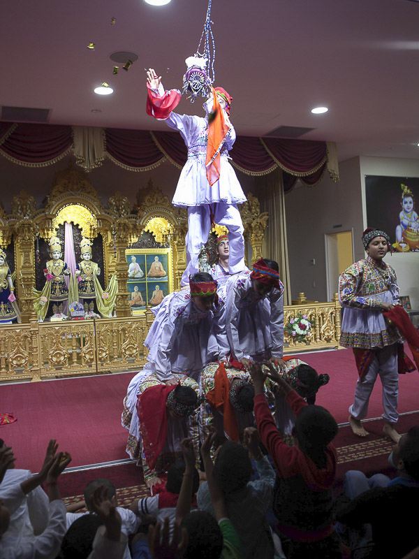 Janmashtami Celebration 2015, Sydney