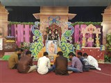 'Sanskruti' Yuva Parayan during the auspicious month of Shravan, Dholka