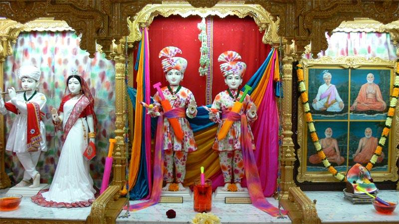 Bhagatji Maharaj Jayanti and Pushpadolotsav Celebrations Far East -