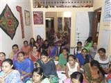 'Sanskruti' Yuvati Parayan during the auspicious month of Shravan, Bharuch