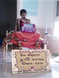 'Sanskruti' Yuvati Parayan during the auspicious month of Shravan, Pipalav