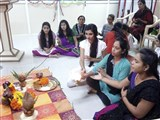 'Sanskruti' Yuvati Parayan during the auspicious month of Shravan, Secunderabad