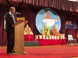 Tributes to Dr. APJ Abdul Kalam and Launch of 'Transcendence' book, Auckland
