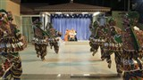 'Yuva Talim Kendra' youths perform before Swamishri