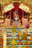 Annakut Celebration at BAPS Shri Swaminarayan Mandir, Limbdi