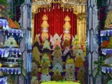 Annakut Celebration at BAPS Shri Swaminarayan Mandir, Tithal