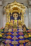 Annakut Celebration at BAPS Shri Swaminarayan Mandir, Delhi