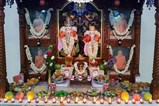Annakut Celebration at BAPS Shri Swaminarayan Mandir, Pondicherry
