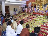 Annakut Celebration at BAPS Shri Swaminarayan Mandir, Dubai