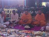 Annakut Celebration at BAPS Shri Swaminarayan Mandir, Durban