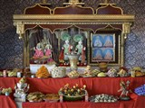 Annakut Celebration at BAPS Shri Swaminarayan Mandir, Laudium