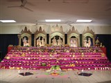 Annakut Celebration at BAPS Shri Swaminarayan Mandir, Darwin