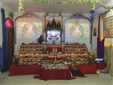 Annakut Celebration at BAPS Shri Swaminarayan Mandir, Doha
