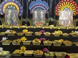 Annakut Celebration at BAPS Shri Swaminarayan Mandir, Germistone