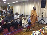 Annakut Celebration at BAPS Shri Swaminarayan Mandir, Singapore