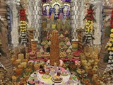 Annakut Celebration at BAPS Shri Swaminarayan Mandir, Rajkot