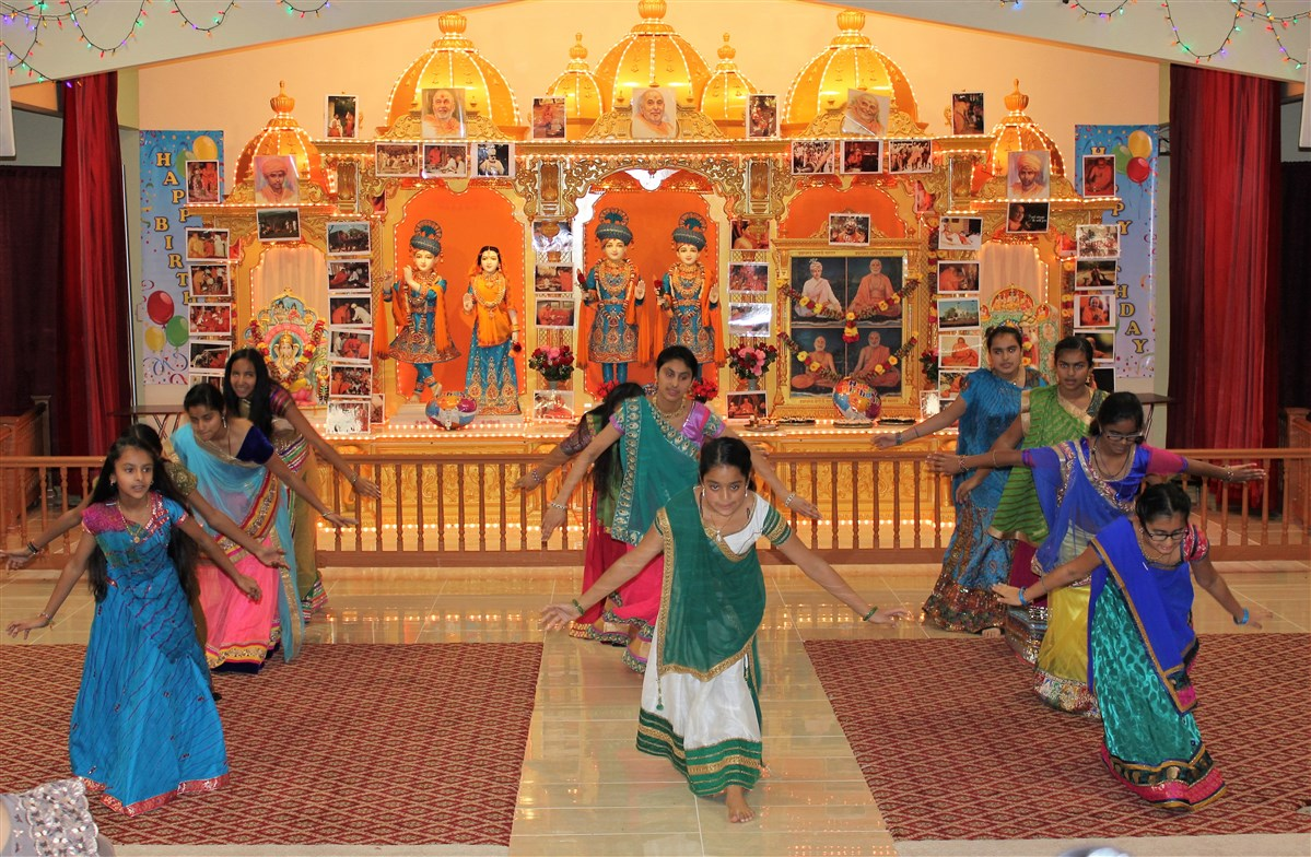 Decorating Ideas > Pramukh Swami Maharaj 95th Birthday, Mahila Celebratio ~ 090551_Birthday Party Ideas Columbus Ohio