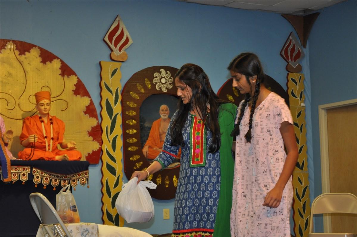 Decorating Ideas > Pramukh Swami Maharaj 95th Birthday, Mahila Celebration  ~ 221200_Birthday Party Ideas Jackson Ms