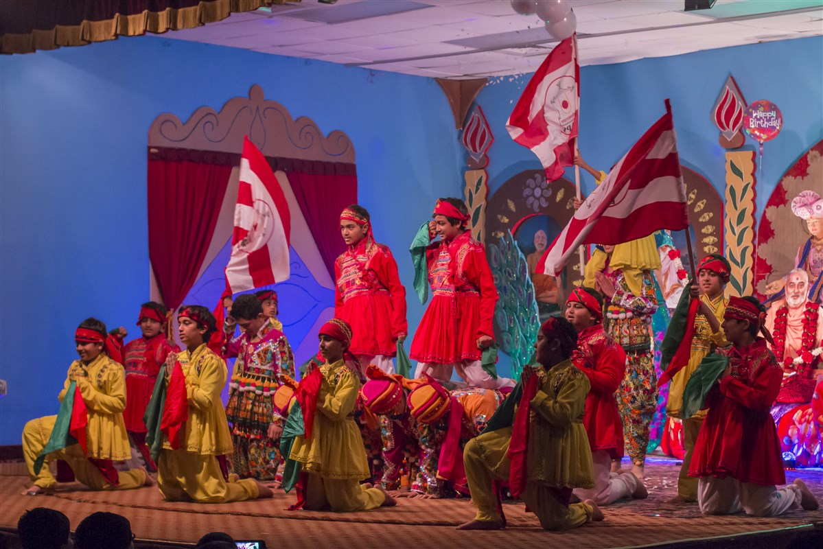 Decorating Ideas > Pramukh Swami Maharajs 95th Birthday Celebration 2015  ~ 221200_Birthday Party Ideas Jackson Ms
