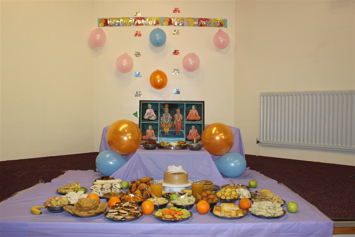 Essays on birthday celebrations