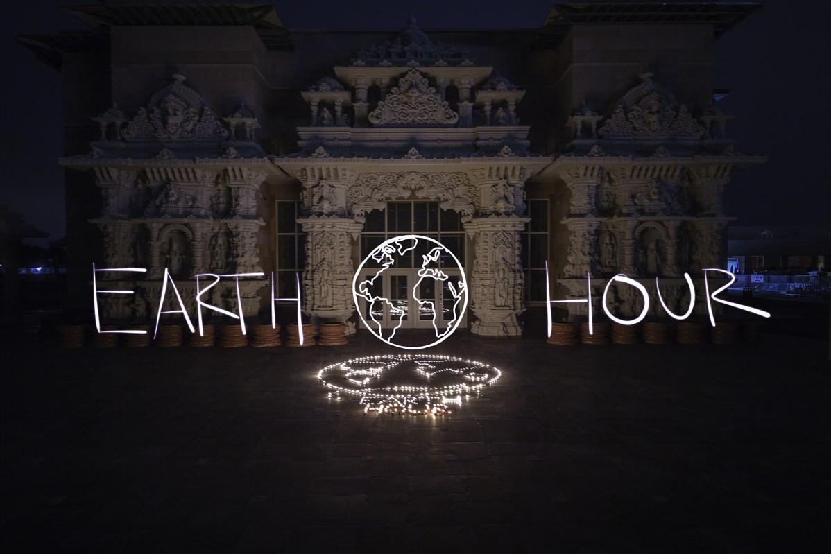 essays on earth hour
