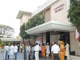 Ravindra Bhawan, Bhopal - Venue for the inauguration of 'Aarohan', the Hindi translation of 'Transcendence - My Spiritual Journey with Pramukh Swamiji' written by Dr. APJ Abdul Kalam