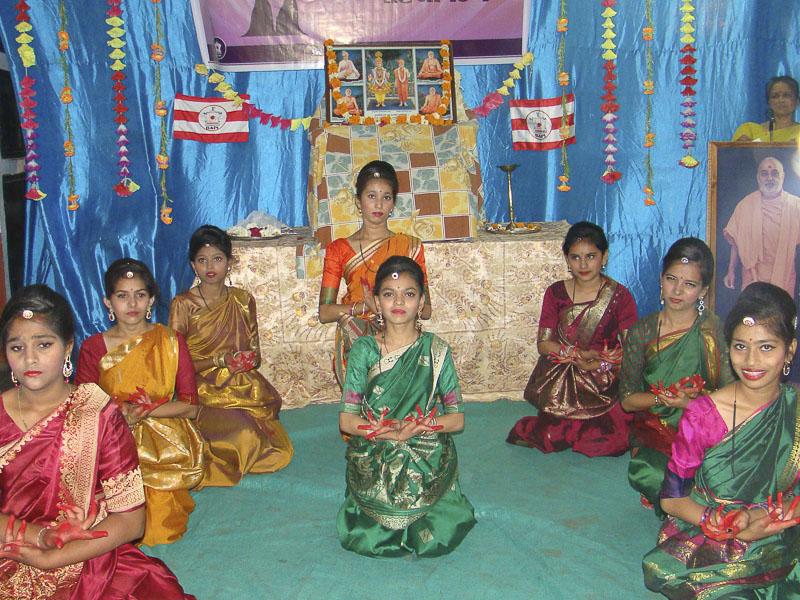 Women's Day Celebrations 2016, Dabhan, India