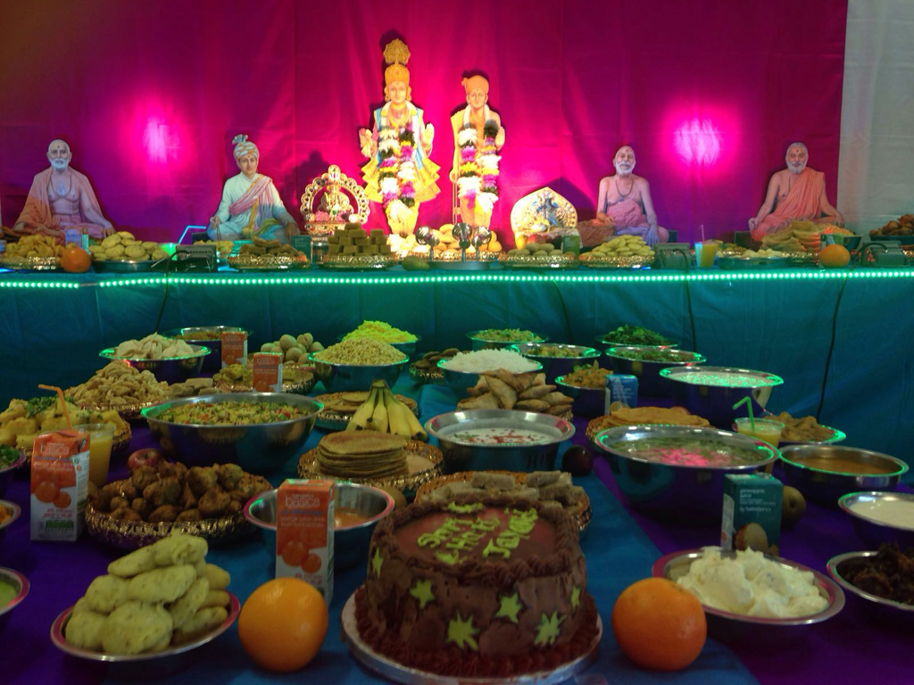Swaminarayan Jayanti & Ram Navmi Celebrations, Crawley, UK