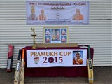 Pramukh Cup 2016 - Cricket Tournament, Adelaide