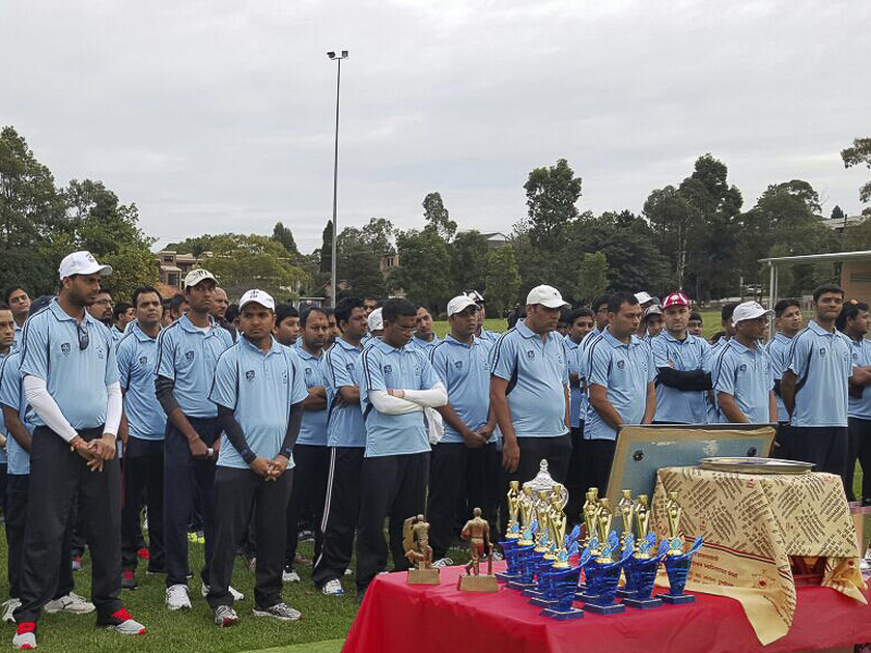 Pramukh Cup 2016 - Cricket Tournament, Sydney