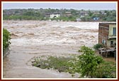 Flood and Immediate Food Distribution -