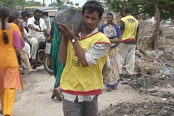 Relief Efforts -