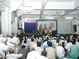 Tribute Assembly in Honor of HH Pramukh Swami Maharaj, Lathi