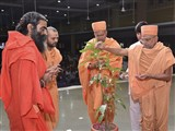 Tribute Assembly in Honor of HH Pramukh Swami Maharaj, Junagadh