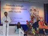Shri Shaktisinh Gohil addresses the assembly
