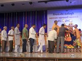 Tribute Assembly in Honor of HH Pramukh Swami Maharaj, Bhavnagar