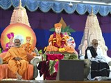 Tribute Assembly in Honor of HH Pramukh Swami Maharaj, Mahuva