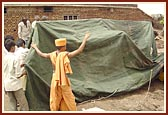 Family Kit and Tent Distribution<br>5 July 2007 -