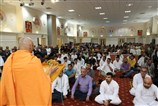 Tribute Assembly in Honour of HH Pramukh Swami Maharaj, Wellingborough, UK