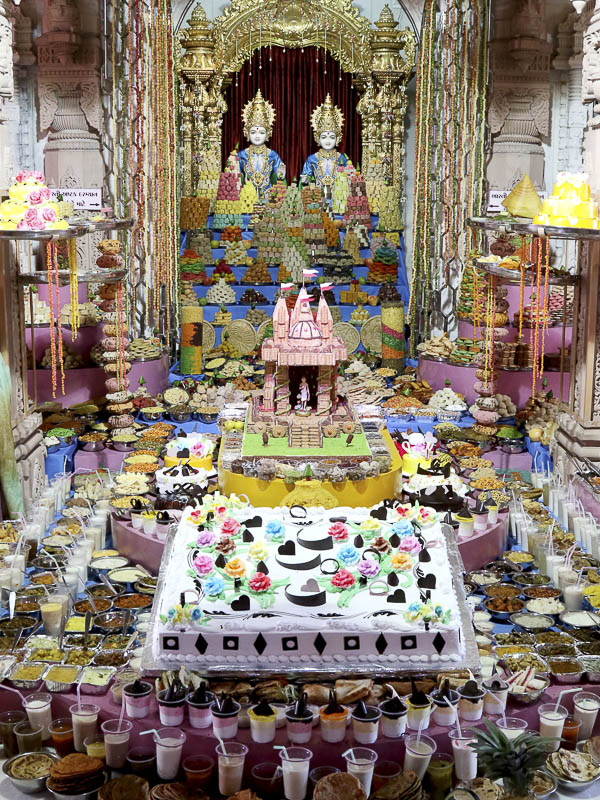 Annakut Celebrations 2016, Bharuch
